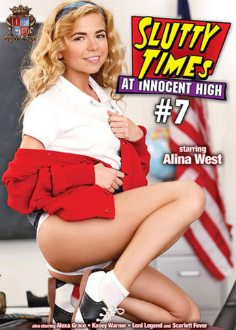 Slutty Times At Innocent High 7 Adult Movies DVD