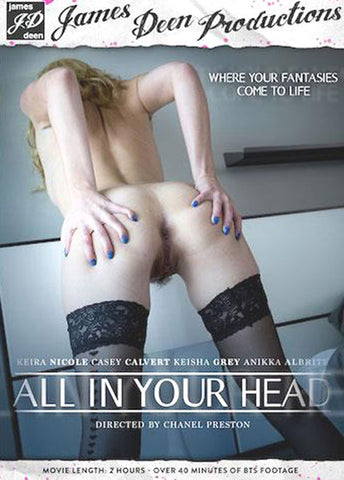 Cheap All In Your Head porn DVD