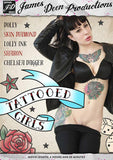 Cheap Tattooed Girls porn DVD