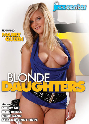Cheap Blonde Daughters porn DVD