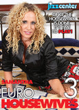 Euro Housewives 3 Adult DVD