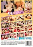 She Likes Girls XXX Adult DVD