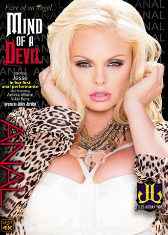 Face Of An Angel Mind Of A Devil XXX DVD