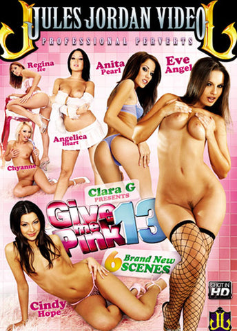 Cheap Give Me Pink 13 porn DVD