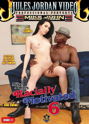 Cheap Racially Motivated 6 porn DVD
