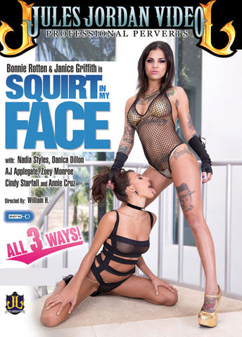 Cheap Squirt In My Face porn DVD
