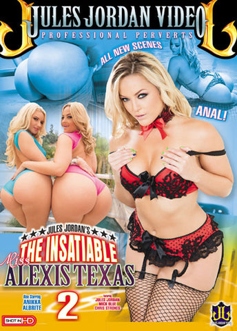 Cheap The Insatiable Miss Alexis Texas 2 porn DVD