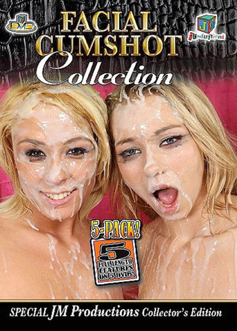 Cheap Facial Cumshot Collection 5 Pack porn DVD