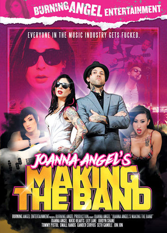 Cheap Joanna Angel's Making The Band porn DVD