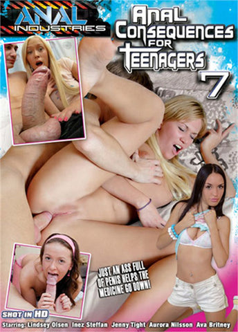Anal Consequences For Teenagers 7 Adult Sex DVD