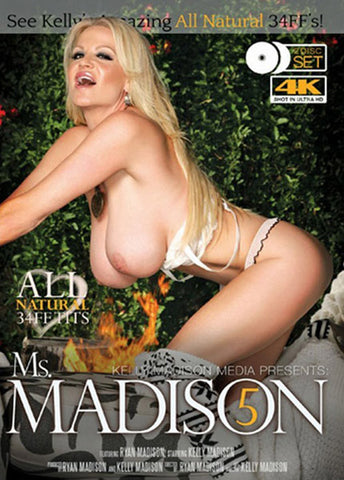 Ms. Madison 5 (2 Disc Set) Porn DVD