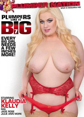 Cheap Plumpers Like It Big 7 porn DVD