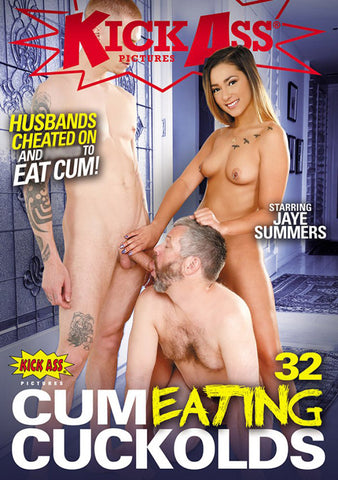 Cum Eating Cuckolds 32 Adult Sex DVD