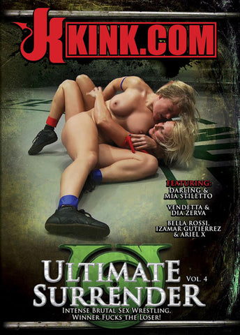 Cheap Ultimate Surrender 4 porn DVD