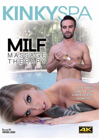 MILF Massage Therapy Sex DVD