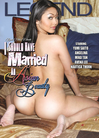 I Should Have Married An Asian Beauty Adult Sex DVD