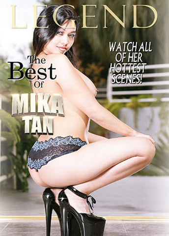 The Best Of Mika Tan Sex DVD