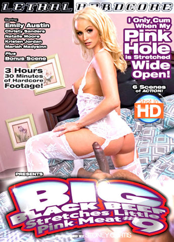 Cheap Big Black Beef Stretches Little Pink Meat 9 porn DVD