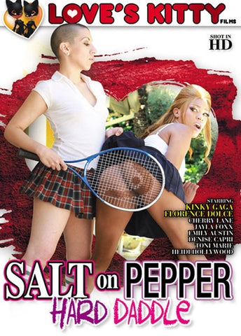 Cheap Salt On Pepper Hard Daddle porn DVD