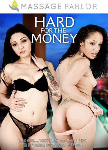 Hard For The Money Adult Sex DVD