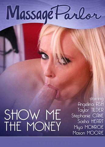 Cheap Show Me The Money porn DVD