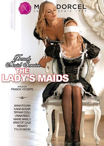 French Maid Service The Lady's Maids XXX Adult DVD