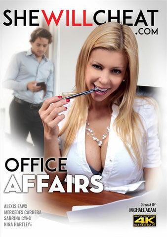 Office Affairs Adult Sex DVD