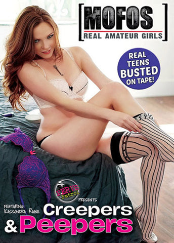 Creepers & Peepers Adult Sex DVD