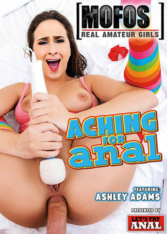 Aching For Anal Adult DVD