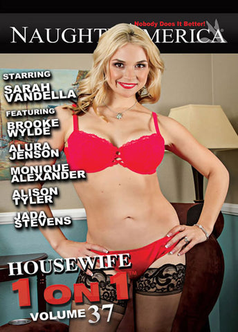 Cheap Housewife 1 On 1 37 porn DVD