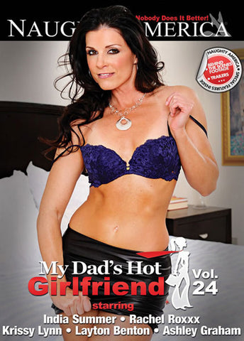 Cheap My Dad's Hot Girlfriend 24 porn DVD