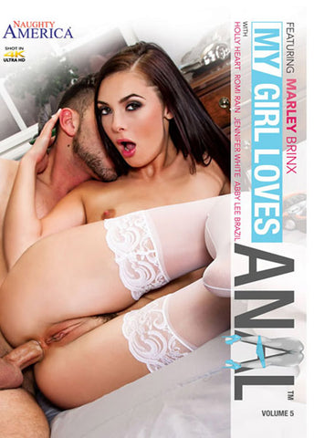 My Girl Loves Anal 5 Adult DVD