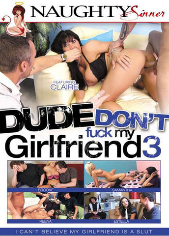 Cheap Dude Don't Fuck My Girlfriend 3 porn DVD