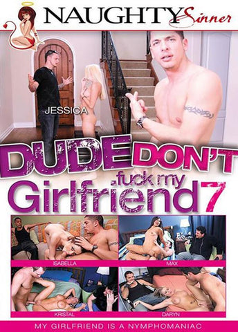 Cheap Dude Don't Fuck My Girlfriend 7 porn DVD