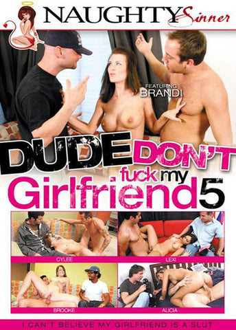 Cheap Dude Don't Fuck My Girlfriend 5 porn DVD