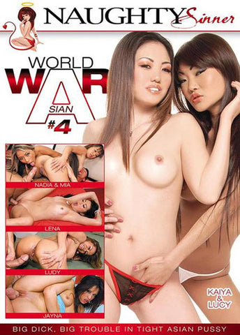 Cheap World War Asian 4 porn DVD