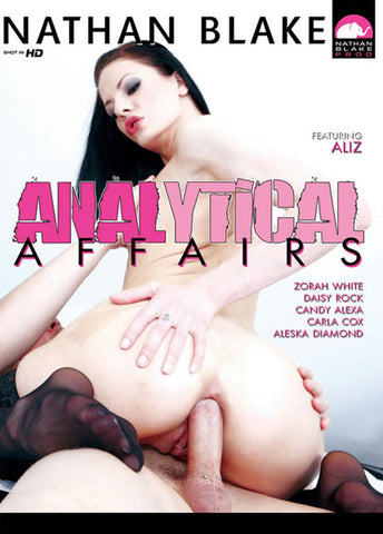 Cheap Analytical Affairs porn DVD