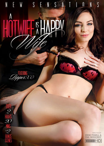 A Hotwife Is A Happy Wife Adult DVD