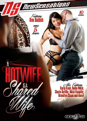 A Hotwife Is A Shared Wife (2 Disc Set) XXX DVD