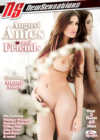 Cheap August Ames And Friends (2 Disc Set) porn DVD