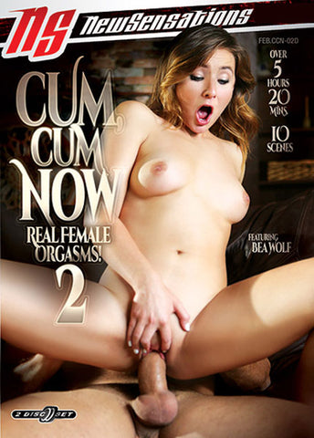 Cum, Cum Now 2 (2 Disc Set) Sex DVD