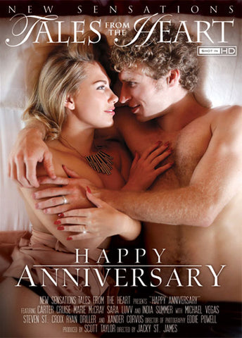 Cheap Happy Anniversary porn DVD