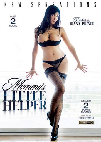 Cheap Mommy's Little Helper porn DVD