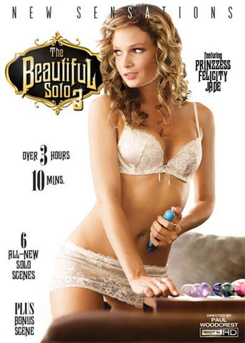Cheap The Beautiful Solo 3 porn DVD