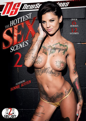 Cheap The Hottest Sex Scenes 2 (2 Disc Set) porn DVD