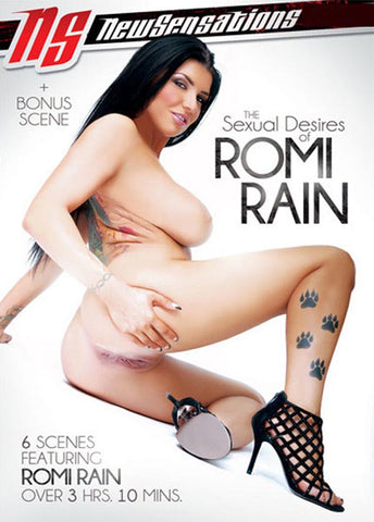 Cheap The Sexual Desires Of Romi Rain porn DVD