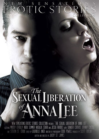 Cheap The Sexual Liberation Of Anna Lee porn DVD