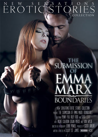 Cheap The Submission Of Emma Marx: porn DVD