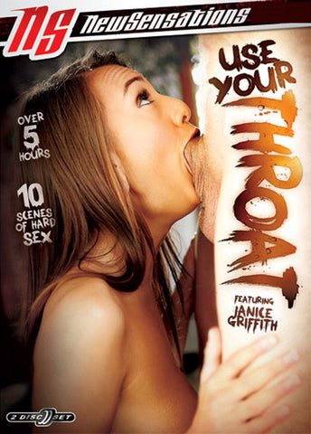 Use Your Throat (2 Disc Set) Adult Sex DVD