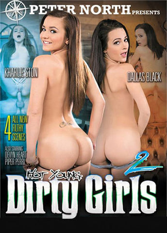 Hot Young Dirty Girls 2 Adult DVD